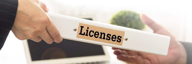 Export and import licensing procedures